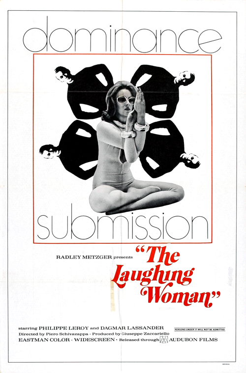 The Laughing Woman (Italy, 1969) Movie Poster